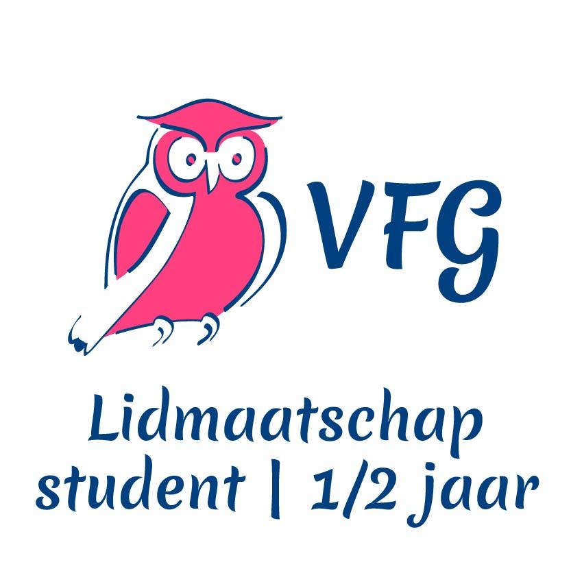 Lidmaatschap VFG (student / half jaar)